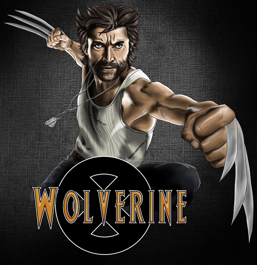 Wolverine by NatashaRazi