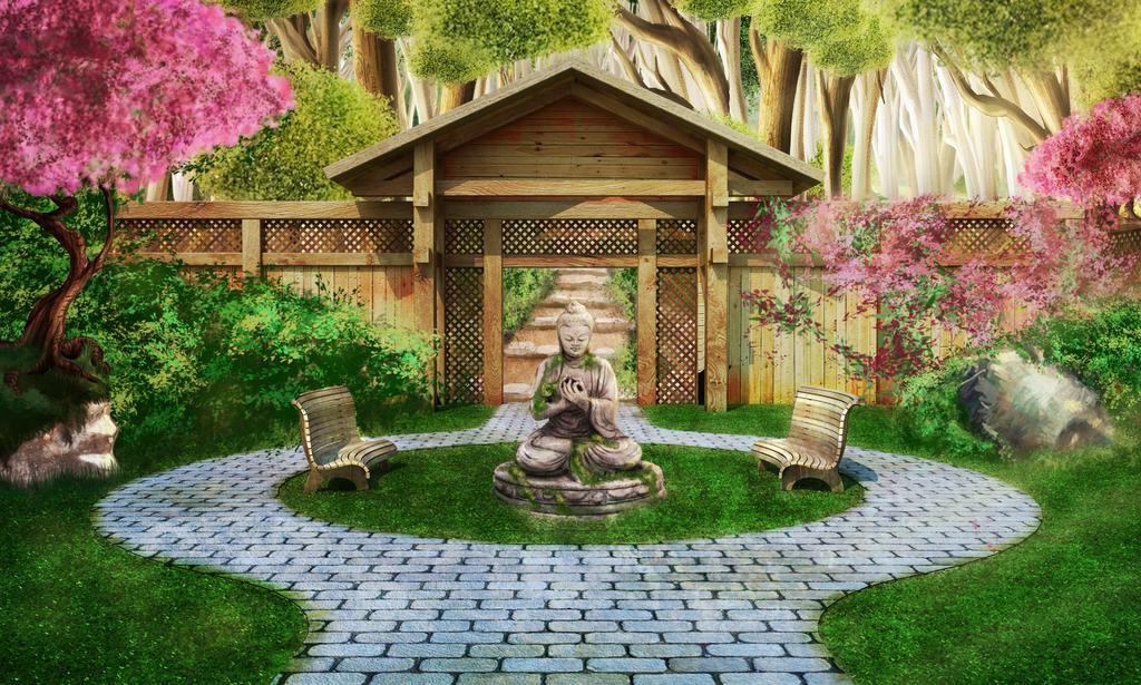 Jade Garden By NatashaRazi ...