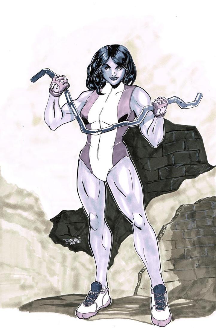 She Hulk by DRMoore