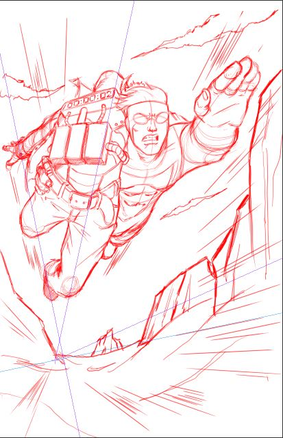 Invincible Sample WIP by DRMoore