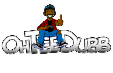 Ohteedub Twitch Logo by DRMoore