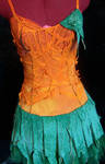 WD pumpkin dress no. 4