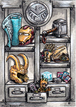Agents of Shield Cabinet ATC