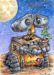 Wall-E by emmadreamstar