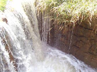 Waterfall V by B0B042O