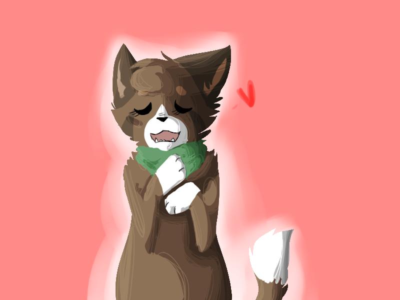 im fallin in love by Akiesu