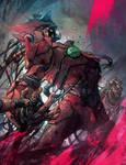 Megaman Tribute: Red Fury