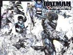 Comic Art Commission: Batman