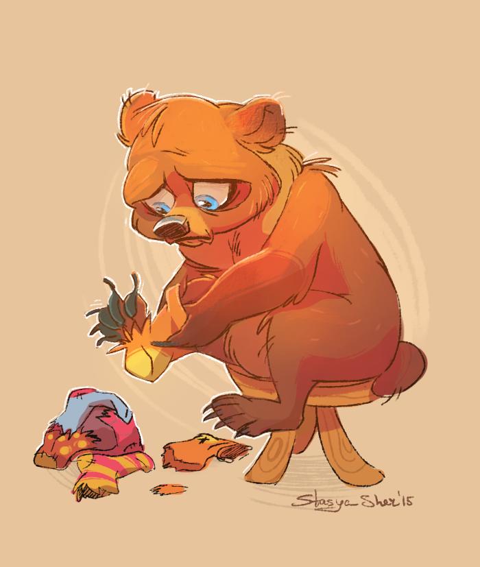 Bear Problems by Stasya-Sher