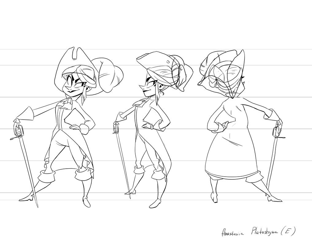Pirate Lady by Stasya-Sher