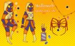 Halloweb (Updated Spidersona/OC)