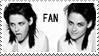 Kristen Stweart Stamp by Uchiland