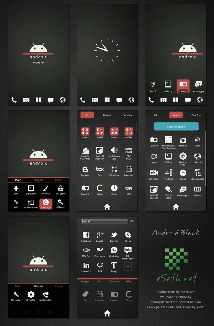Android Black by gseth