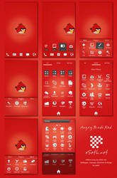 Angry Birds Red by gseth