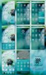 Dandelion Android Go Launcher Ex