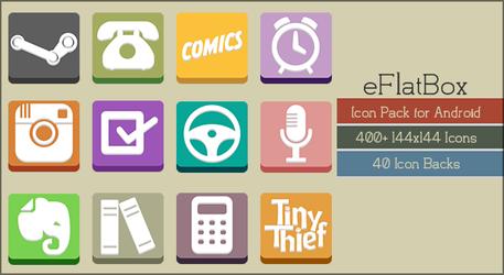 eFlatBox Icons