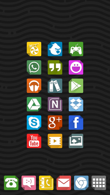 Colourant Android Icon Pack
