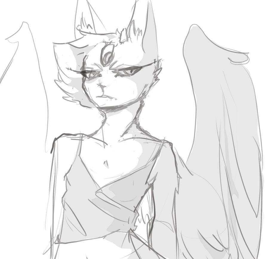 ceri strikes back by silverowl-bird