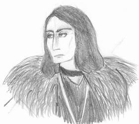 Szilveszter Szabo as Tybalt by MeganPhntmGrl