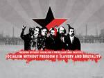 Anarchist Communist Poster