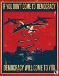 Democracy by RedClassPride