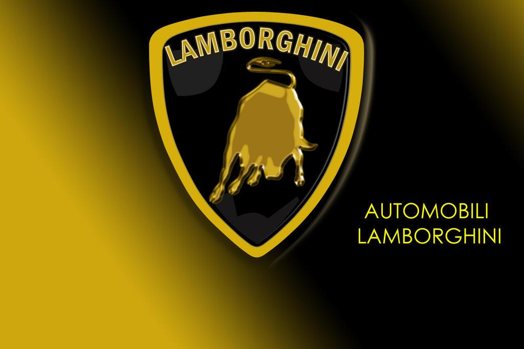 Lamborghini logo by phoenyxuzprimax on deviantart - Lamborghini symbol wallpaper ...