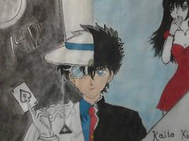 Detective Conan: Kaito kid (The Phantom Thief)