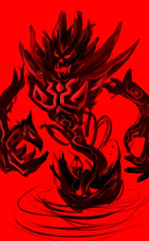 0175:Draw Dota Hero For Dummy