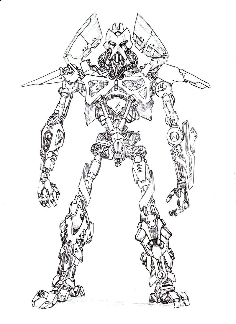 0233 junk bot by agito666 on deviantart