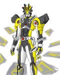 0266: kamen rider Destroy