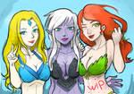 0412: Radiant Girls WIP
