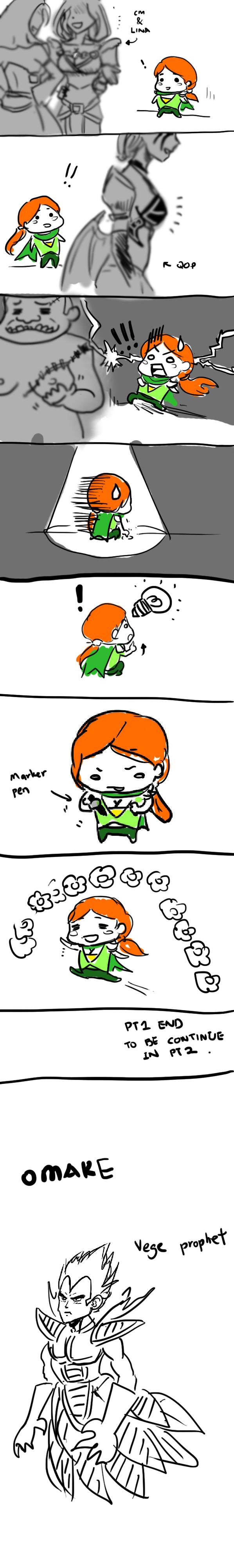 0429: WR comic strip PT1 by Agito666