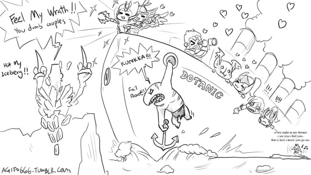 0492: Valentine days comic by Agito666