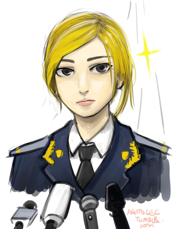0497: Natalia Poklonskaya by Agito666