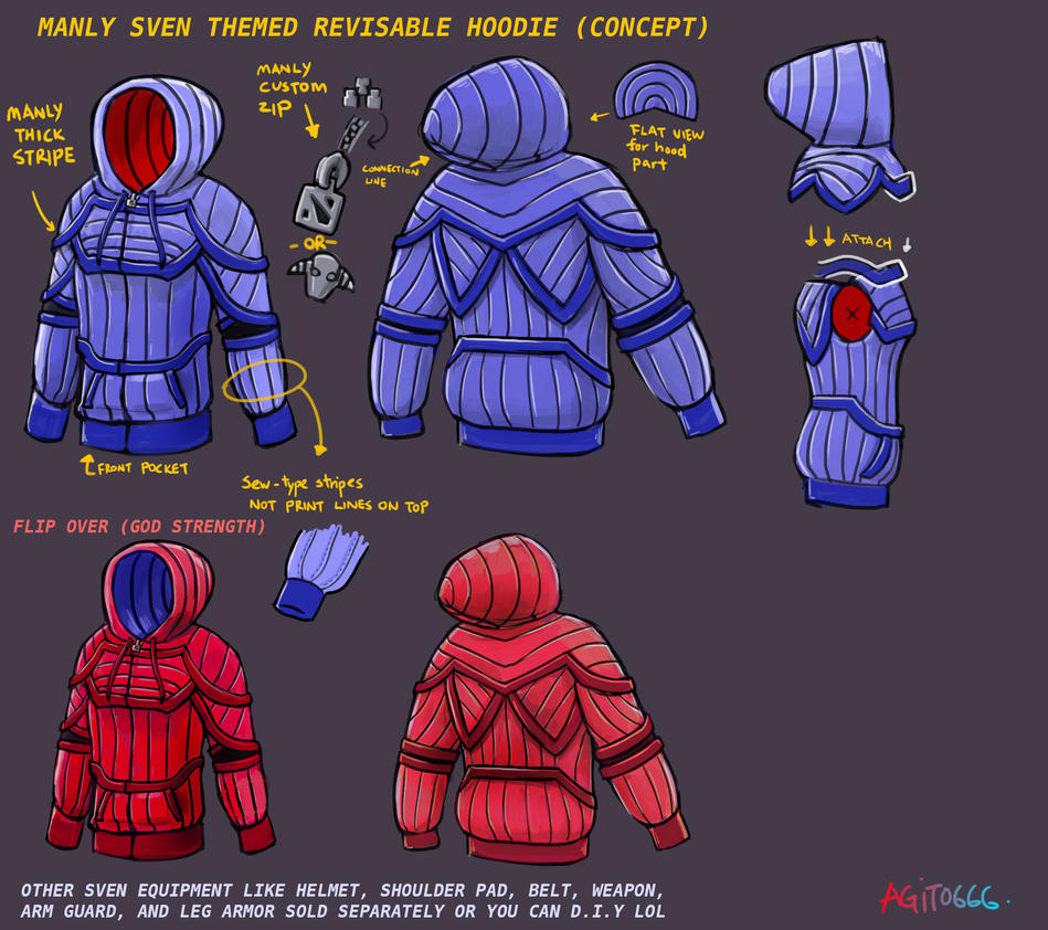 0533: sven revisable hoodie (concept) by Agito666