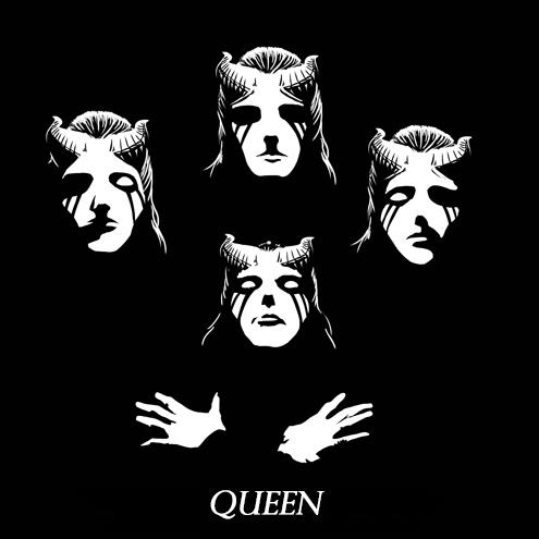 0555: Queen by Agito666