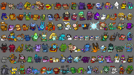 Doto Atsume wallpaper straight version by Agito666
