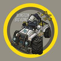 Winston by Agito666