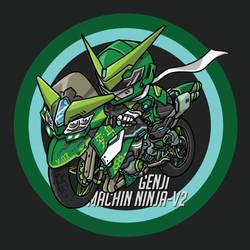 Sentai Genji by Agito666