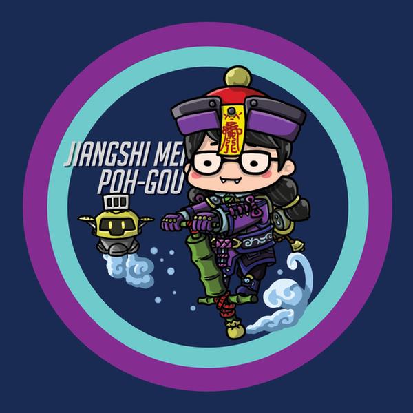 JiangShi Mei by Agito666