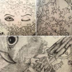 Overgrown (close up details)