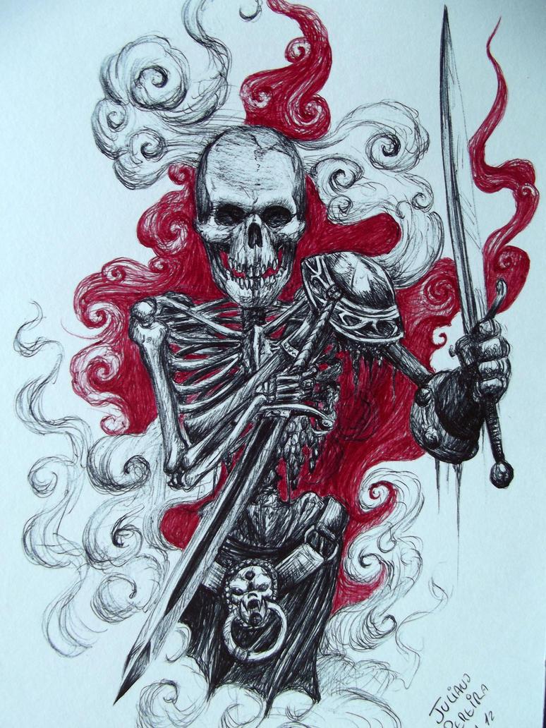 Knight Hades by Juliano-Pereira