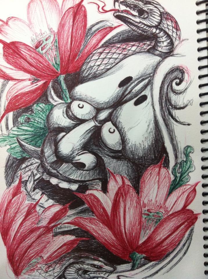 sketch by Juliano-Pereira