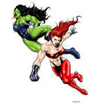Aftermath: She Hulk 3