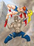 Overhead 1: Supergirl