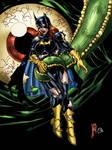 Tentacled 6: Batgirl
