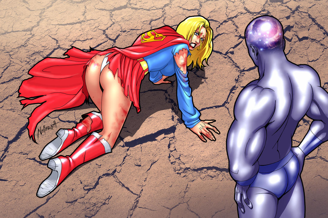 Down And Out 6: Supergirl by andrewr255