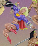 Tentacle Jigsaw 13: Supergirl