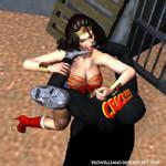 Wonder Woman vs. Zardor 12