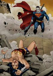 Aftermath: Wonder Woman 4